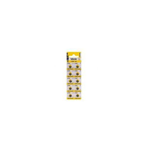 10 x bateria alkaliczna mini g5 / lr48 / ag5 marki Vinnic