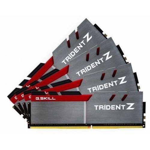 Pamięć DDR4 G.SKILL Trident Z 64GB (4x16GB) 3000MHz CL14 1.35V XMP 2.0