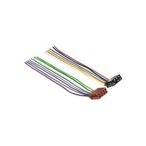 Akcesorium HAMA Przewód ISO uniwer. radio X2 - głośn. + zasil. 0.2m (4007249457622)