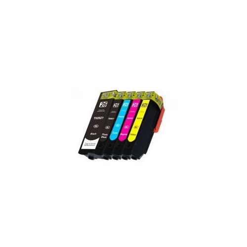Tusze Vanke do Epson Expression Photo T2621, T2631-T2634 XL - komplet