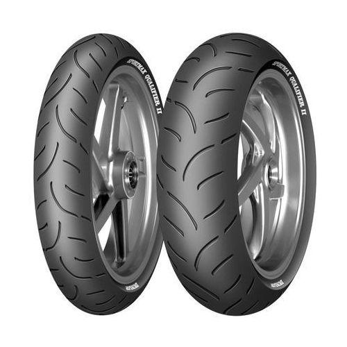 sportmax qualifier ii f ( 120/70 zr17 tl (58w) koło przednie, m/c ) marki Dunlop