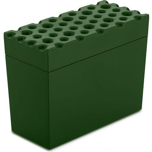 Pojemnik na pieczywo chrupkie Brod zieleń leśna, 3042657