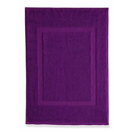 Mata łazienkowa hotelowa (2 szt.) bonprix lila