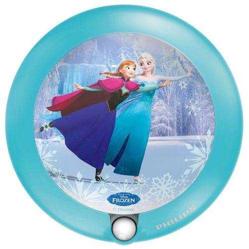 Lampka PHILIPS Disney Frozen Niebieski - produkt z kategorii- Lampy wiszące