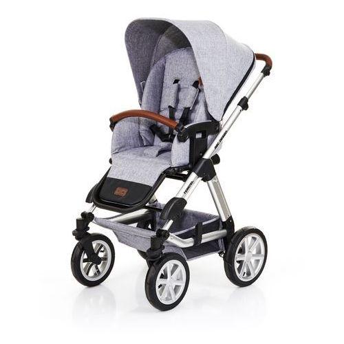 Abc design wózek tereno 4 graphite grey + gondolka (4045875045899)