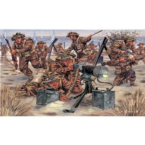 Italeri  british infantry (8001283060561)