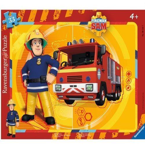 Ravensburger 33 elementy strażak sam