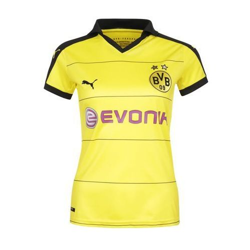 Puma BVB HOME REPLICA Artykuły klubowe yellow/black