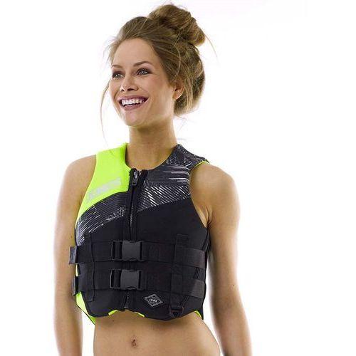 Jobe Kapok damski women vest, limonkowy, s+ (8718181246071)