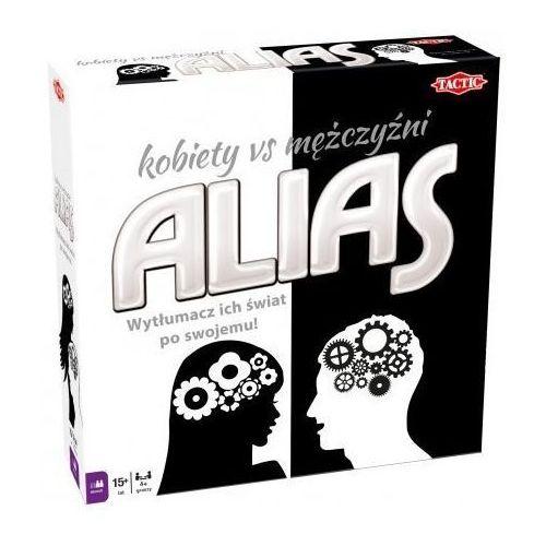 Gra Alias Kobiety vs Mężczyźni - TACTIC