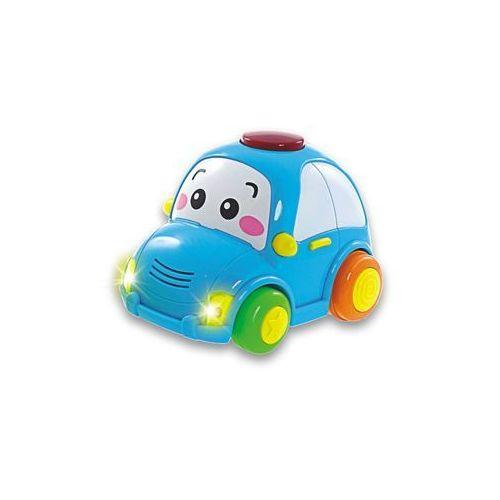Smily pojazdy sterowane, auto z kierownicą (5905375809812)