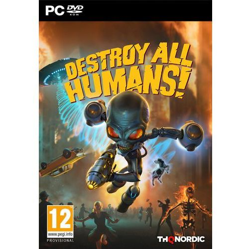 Destroy All Humans! (PC)