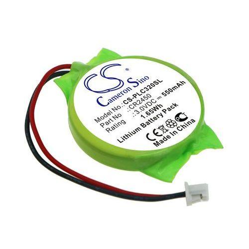 Panasonic FP-X series controllers / AFPX-BATT 550mAh 1.65Wh Lithium 3.0V (Cameron Sino), CS-PLC320SL