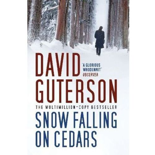 the use of several techniques in the novel snow falling on cedars by david guterson One way that guterson interweaves his novel's multiple narrative strands is through the use of parallelism: ishmael spies on hatsue so does kabuo the two men are similarly haunted by memories of the war.