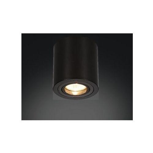Orlicki design Lampa sufitowa rullo cromo nero promocja letnia!, rullo cromo nero