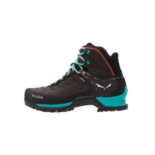 Salewa mtn trainer mid gtx buty trekkingowe magnet/viridian green (4053865718715)