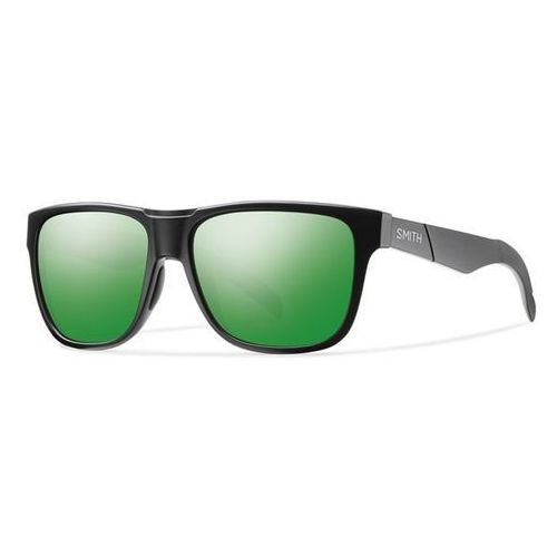 SMITH - Lowdown/N Shiny Black Green Sp (D28-56AD) rozmiar: OS, kolor zielony