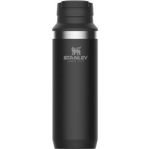 Kubek termiczny switchback adventure 0,47 litra, czarny (10-02285-021) marki Stanley