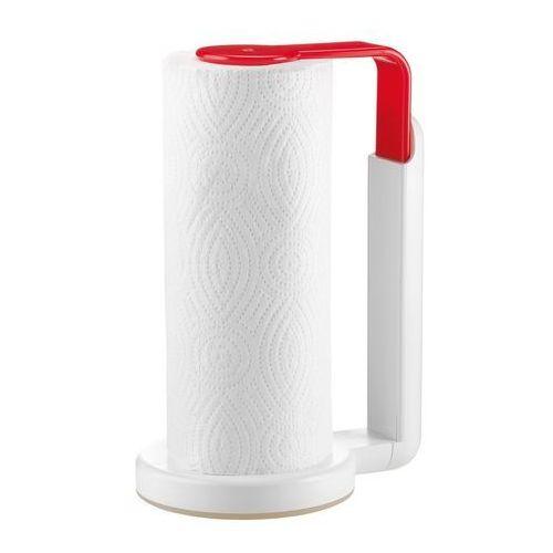 Guzzini Stojak na ręczniki papierowe z regulacją wysokości my kitchen czerwony