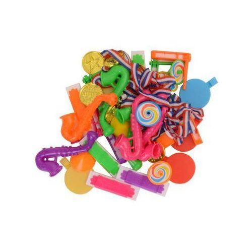Zabawki do wypełnienia piniaty - 36 elem. marki Unique