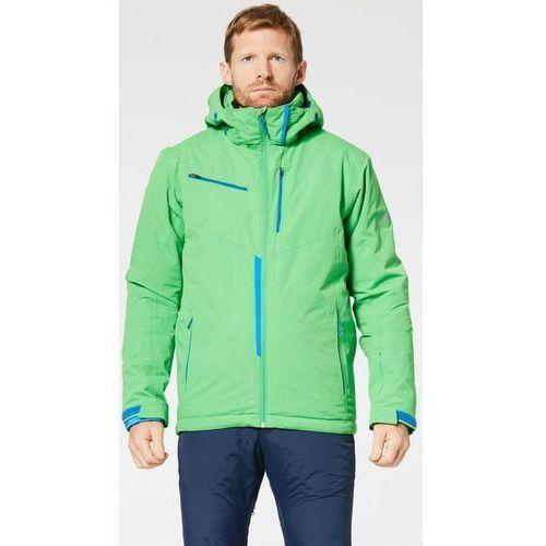 Northfinder męska kurtka narciarska demetrius zielony l (8585048775766)