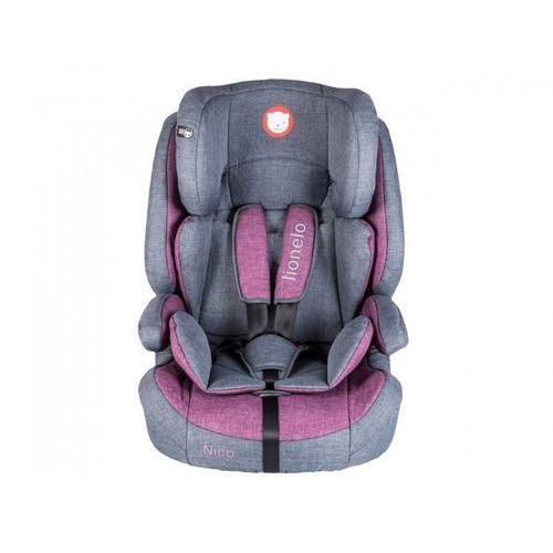 Fotelik 9-36 kg nico violet marki Lionelo