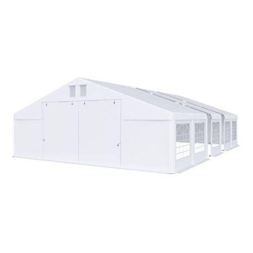 Namiot 8x20x2, całoroczny namiot cateringowy, winter/sd 160m2 - 8m x 20m x 2m marki Das