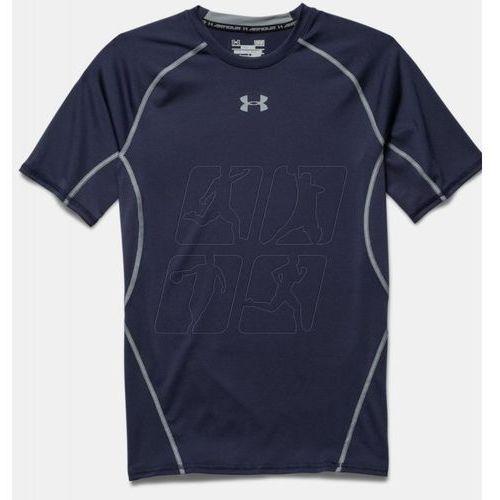 Koszulka termoaktywna Under Armour HeatGear® Compression Shortsleeve M 1257468-410, 1257468-410