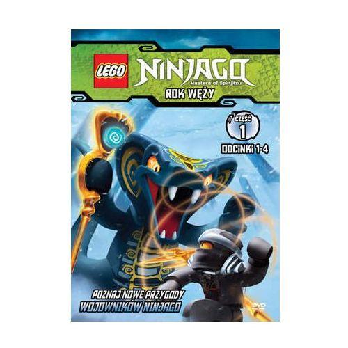 Galapagos films Lego ninjago. rok węży, część 1 7321997610014 (7321997610014). Najniższe ceny, najlepsze promocje w sklepach, opinie.