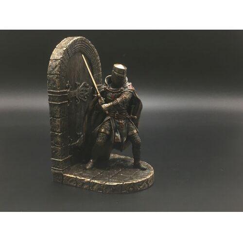 Podpórka do książek – maltański rycerz z mieczem (wu76972a4) marki Veronese
