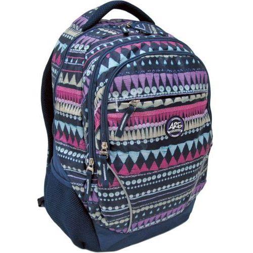 Plecak szkolny Are Design ok.20l od 9lat TITANUM - PL-1814 (5907437705209)