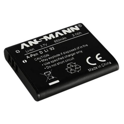 Ansmann Akumulator A-Pen D Li 92, 164701