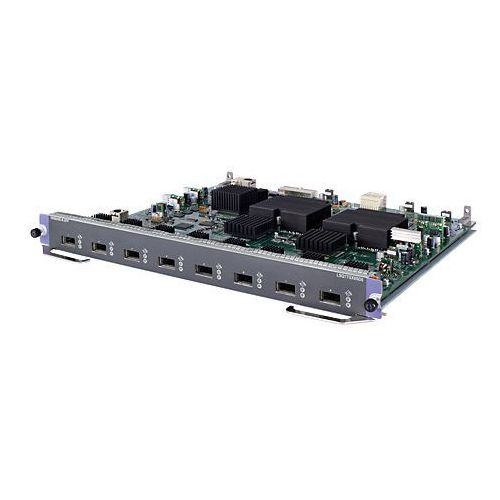 Hp 7500 8-port 10gbe xfp extended module marki Hpe