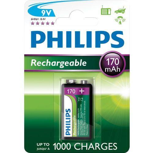Philips bateria 9V 170 mAh elem (9VB1A17/10)