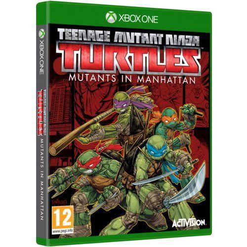 Teenage Mutant Ninja Turtles Mutants in Manhattan z kategorii [gry Xbox One]