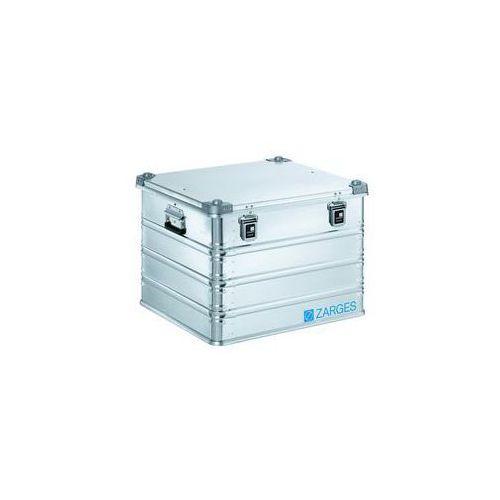 Aluminiowa skrzynka transportowa,poj. 148 l, dł. x szer. x wys. wewn. 600 x 560 x 440 mm marki Zarges