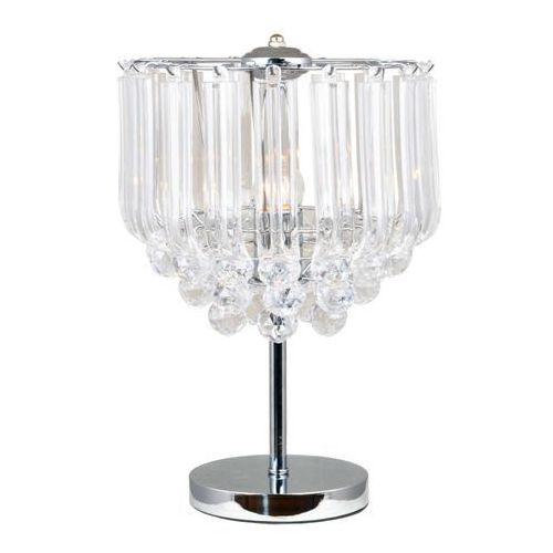 Lampa stołowa lampka Reality Utah 1x40W E27 chrom 525001-06 >>> RABATUJEMY do 20% KAŻDE zamówienie!!!