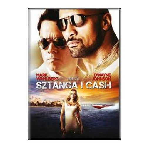 SZTANGA I CASH (Pain & Gain) (DVD)