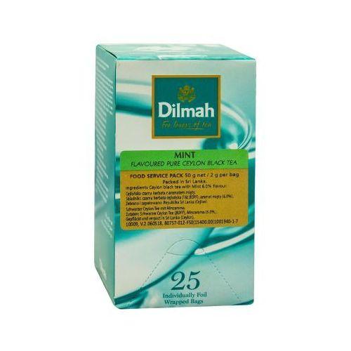 Dilmah Mint 25 torebek, 3688