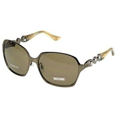 Moschino Okulary słoneczne mo 590/strass 04
