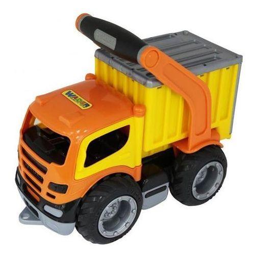 Griptruck samochód do przewozu kontenera marki Wader-polesie
