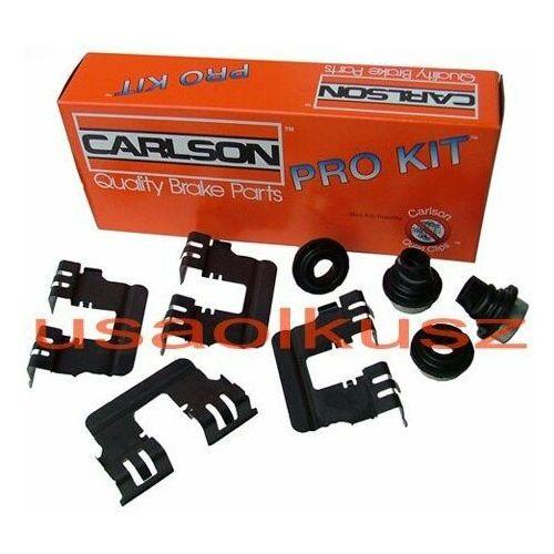 Carlson Zestaw montażowy klocków hamulcowych tylnych chrysler 300c exc. srt