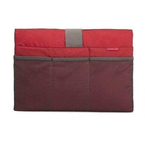 """Etui CRUMPLER The Geek laptop 13"""" czerwone"""