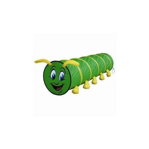 Zabawki do przechodzenia Bino gąsienica Zielone