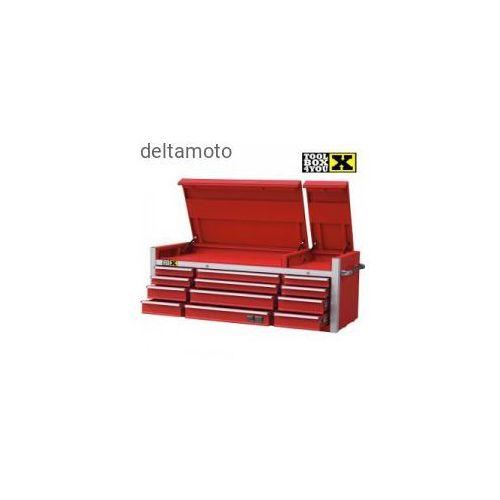Szafka narzędziowa, 14 szuflad, extra szeroka