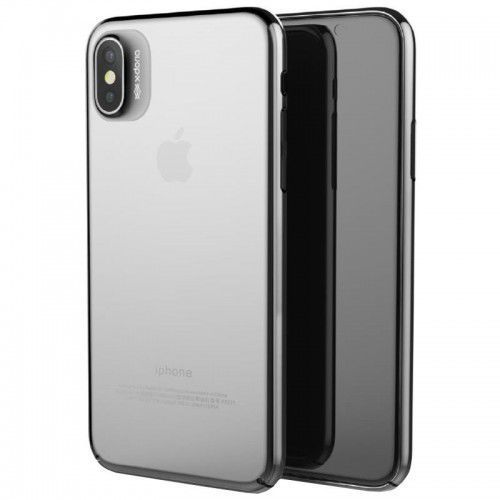 X-doria engage - etui iphone x (black)