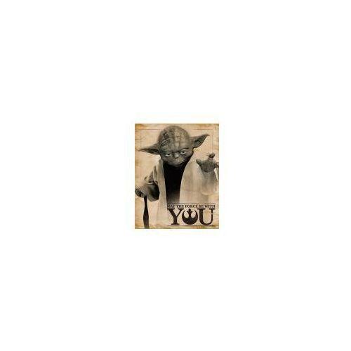 Gf Gwiezdne wojny yoda - plakat (5050574899239)