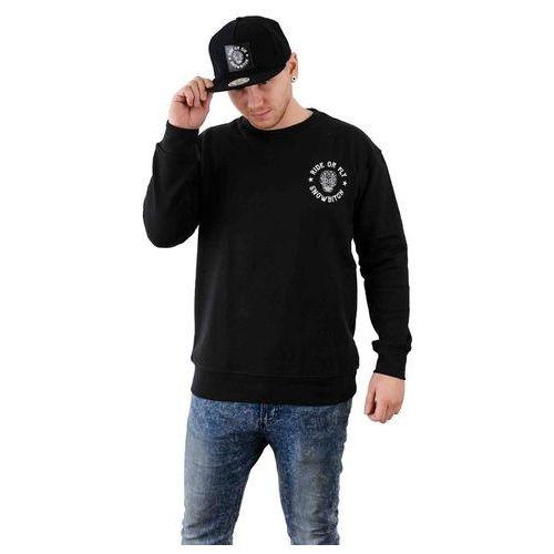 bluza SNOWBITCH - Skull Crew Black (BLACK) rozmiar: XXXL