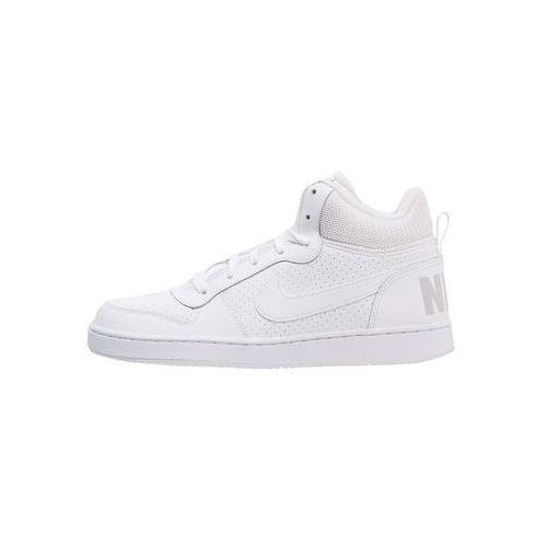 Nike Sportswear COURT BOROUGH Tenisówki i Trampki wysokie weiß/hellgrau (0091202299200)