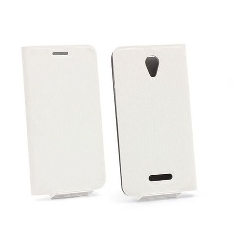 Etuo flex book Alcatel pop 4 - etui na telefon flex book - biały